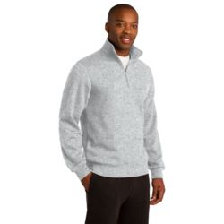 Adult 1/4 Zip Sweatshirt Thumbnail